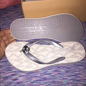 Michael Kors sandals new with box